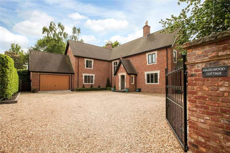 5 Bedrooms Unique Property for sale in Hinton Martell, Wimborne, Dorset, BH21