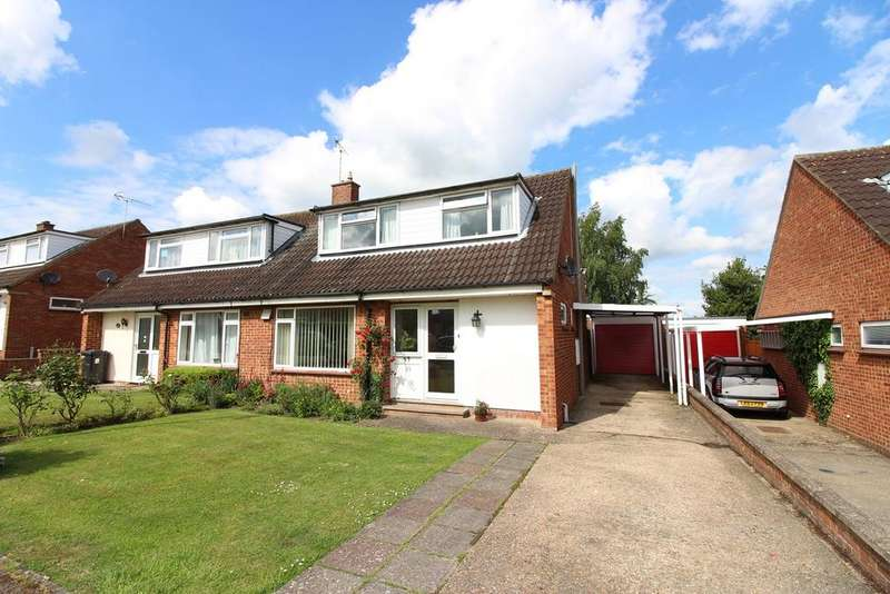 2 Bedrooms Chalet House for sale in Orchard Close, Meppershall, SG17
