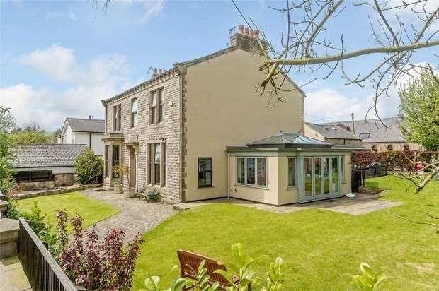 5 Bedrooms Detached House for sale in Stanhill Lane, Oswaldtwistle, Accrington, Lancashire