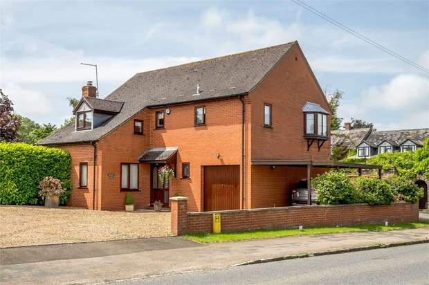 6 Bedrooms Detached House for sale in High Street, Lavendon, Olney, Buckinghamshire