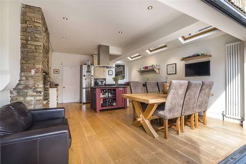 4 Bedrooms Terraced House for sale in Mexfield Road, London, SW15