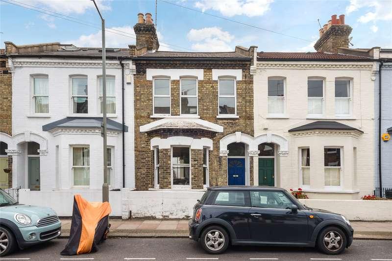 3 Bedrooms Terraced House for sale in Balfern Street, Battersea, London, SW11