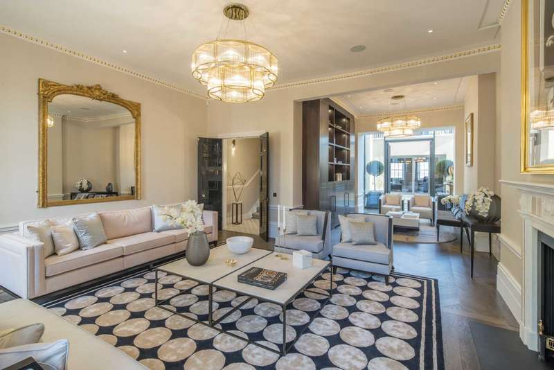 6 Bedrooms House for sale in Chester Square, London SW1W
