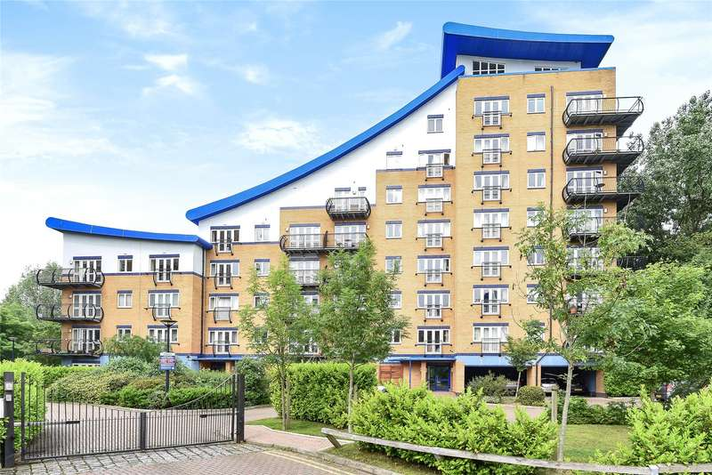2 Bedrooms Apartment Flat for sale in Luscinia View, Napier Road, Reading, Berkshire, RG1