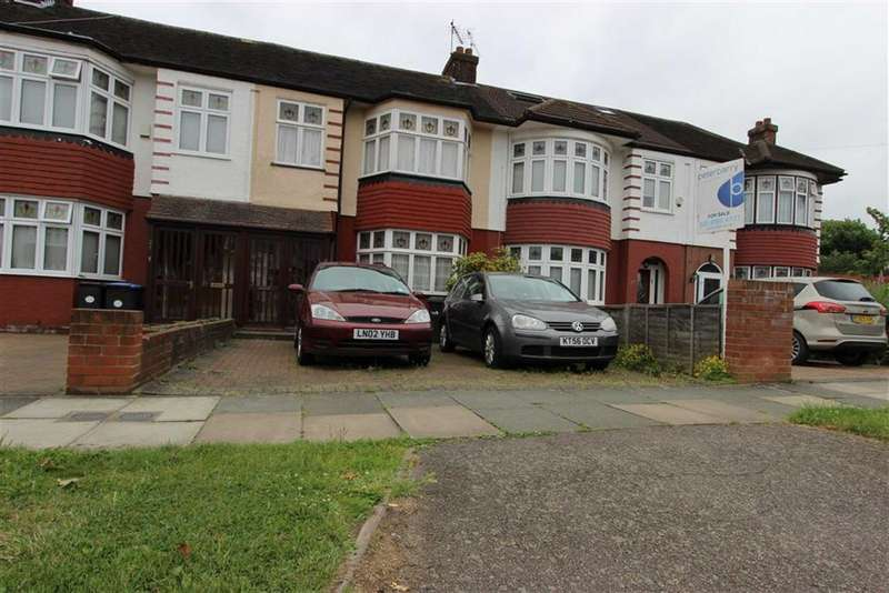3 Bedrooms Terraced House for sale in Laburnum Grove, Winchmore Hill, London