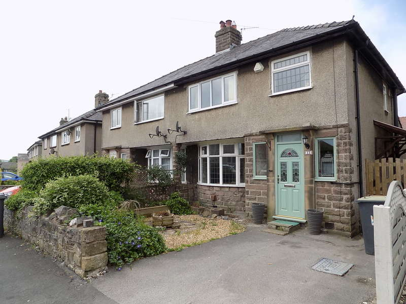 3 Bedrooms Semi Detached House for sale in Lathkil Grove, Buxton