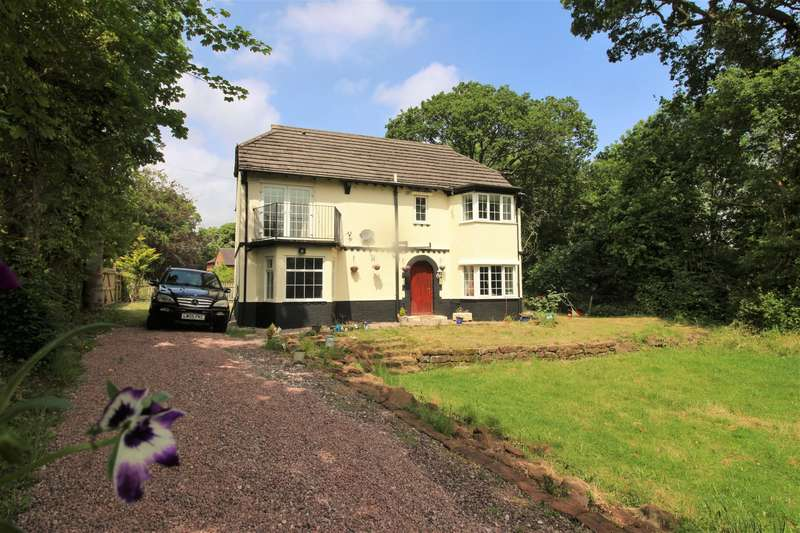 4 Bedrooms Detached House for sale in Storeton Lane, Barnston, Wirral, CH61 1BU