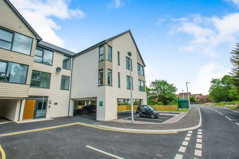 2 Bedrooms Apartment Flat for sale in Castle Manor Development, Caerphilly