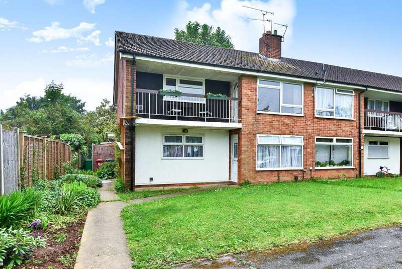 2 Bedrooms Maisonette Flat for sale in Langley, Berkshire, SL3