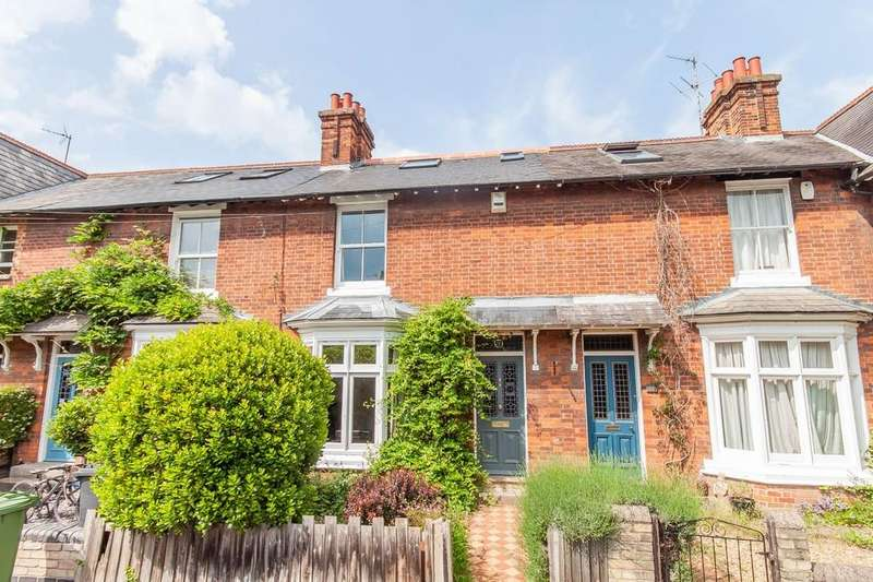 3 Bedrooms Terraced House for sale in Humberstone Road, Cambridge