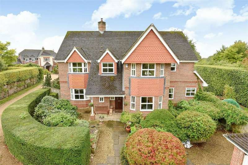 5 Bedrooms Detached House for sale in Itchen Abbas, Winchester, Hampshire