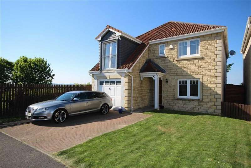 4 Bedrooms Detached House for sale in 20, Walter Lumsden Court, Freuchie, Fife, KY15