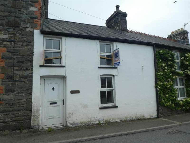2 Bedrooms Cottage House for sale in Tregaron