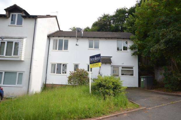3 Bedrooms Semi Detached House for sale in Rollestone Crescent, Exeter, Devon