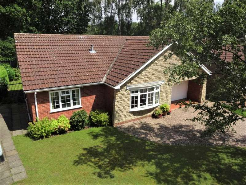 3 Bedrooms Bungalow for sale in Malham Drive, Lincoln