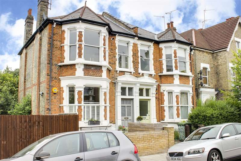 2 Bedrooms Flat for sale in Ribblesdale Road, Crouch End, London