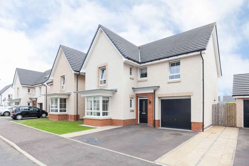 4 Bedrooms Detached House for sale in Maude Place, Kirkliston, EH29 9FH