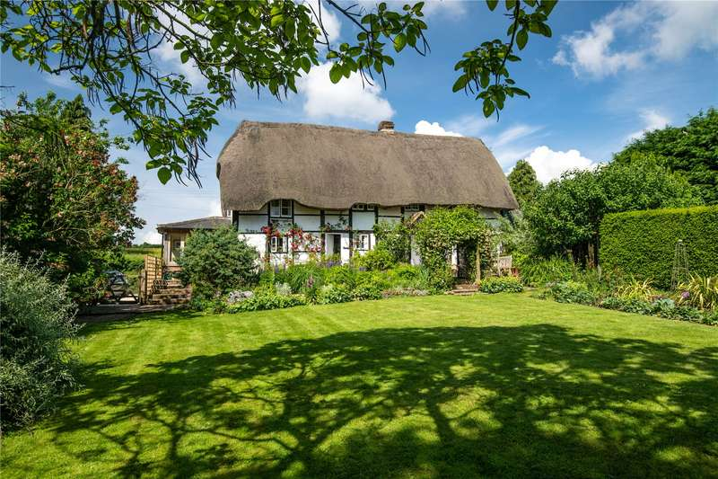 5 Bedrooms Detached House for sale in Denton, Oxford, OX44