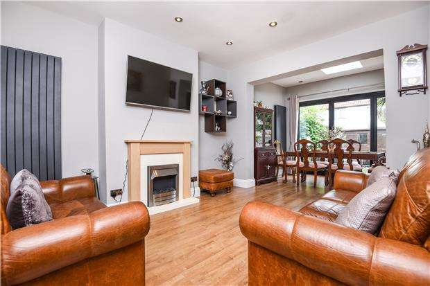 4 Bedrooms Terraced House for sale in Donnybrook Road, LONDON, SW16 5AZ
