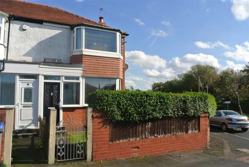 3 Bedrooms End Of Terrace House for sale in Westbank Avenue, Blackpool
