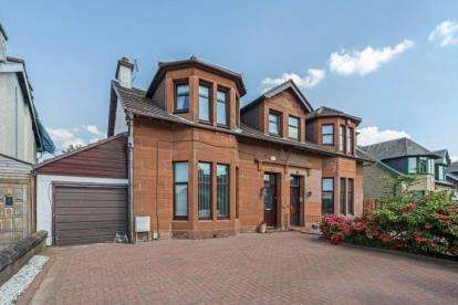 3 Bedrooms Semi Detached House for sale in Arkleston Road, Paisley, Renfrewshire