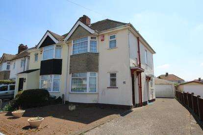 3 Bedrooms Semi Detached House for sale in Headley Park Road, Headley Park, Bristol
