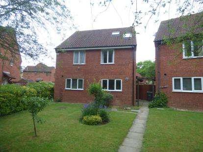 3 Bedrooms Semi Detached House for sale in Maulden Gardens, Giffard Park, Milton Keynes, Bucks