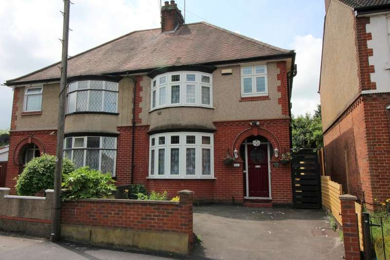 3 Bedrooms Semi Detached House for sale in Park Street, Luton, Bedfordshire, LU1 3HB