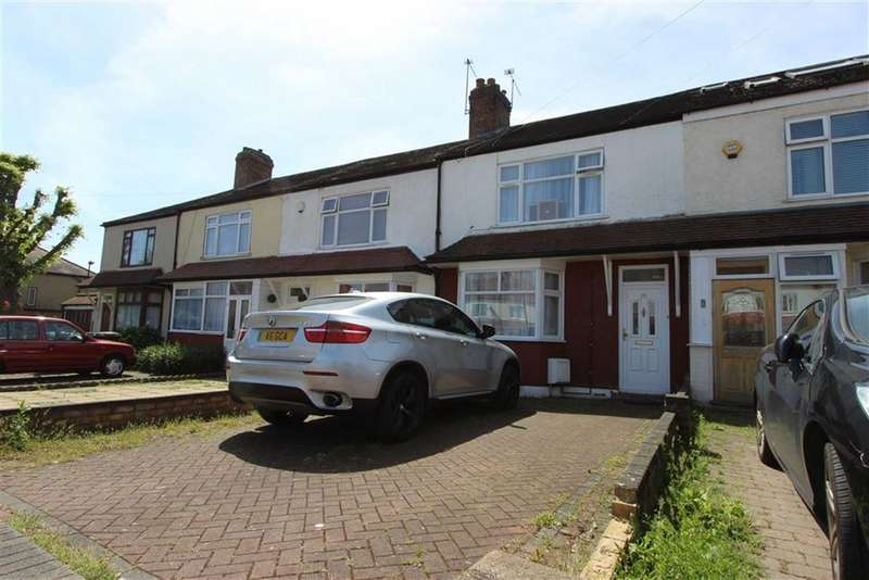 2 Bedrooms Terraced House for sale in Barrowell Green, Winchmore Hill, London