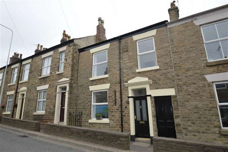 3 Bedrooms Terraced House for sale in Rainow Road, Macclesfield
