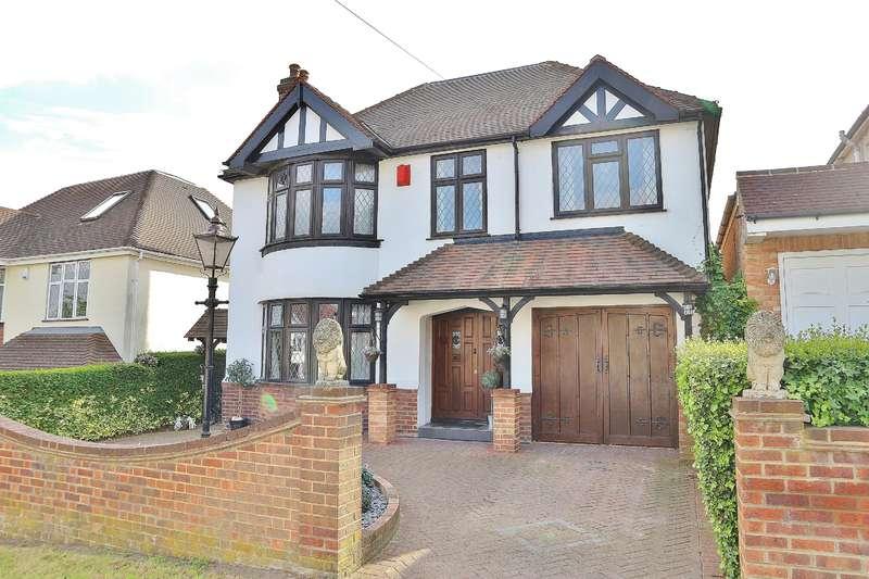 4 Bedrooms Detached House for sale in Barnehurst Avenue, Barnehurst, Kent, DA7 6QD