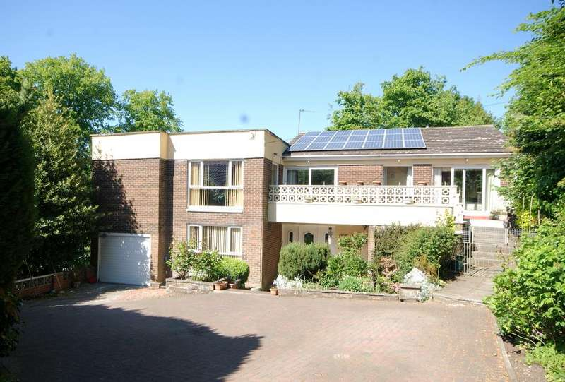 5 Bedrooms Detached House for sale in Craigallan House, Erngath Road, Boness EH51
