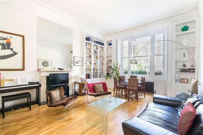 4 Bedrooms Flat for sale in Cornwall Gardens, South Kensington, London