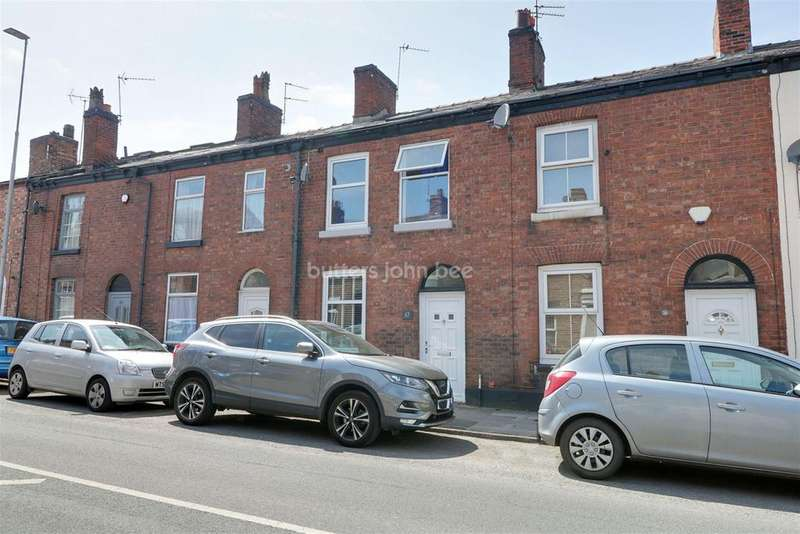 4 Bedrooms Terraced House for sale in Bond Street, Macclesfield