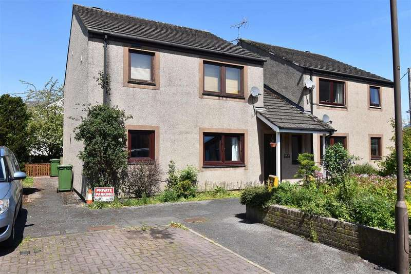 2 Bedrooms Flat for sale in Mayburgh Close, Eamont Bridge, Penrith