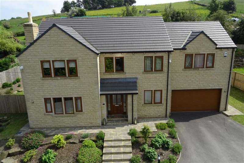 6 Bedrooms Detached House for sale in Spring Street, Slaithwaite, Huddersfield, HD7