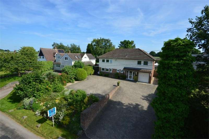 5 Bedrooms Detached House for sale in Tuscans, Canons Lane, Hatfield Broad Oak, Bishops Stortford