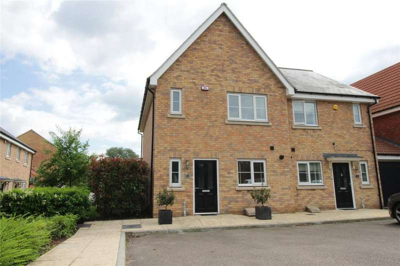 3 Bedrooms Semi Detached House for sale in Leinster Road, Basildon, Essex, SS15