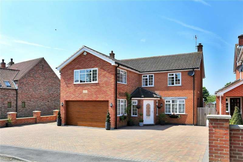 4 Bedrooms Detached House for sale in Bolton Lane, Hose, Leicestershire