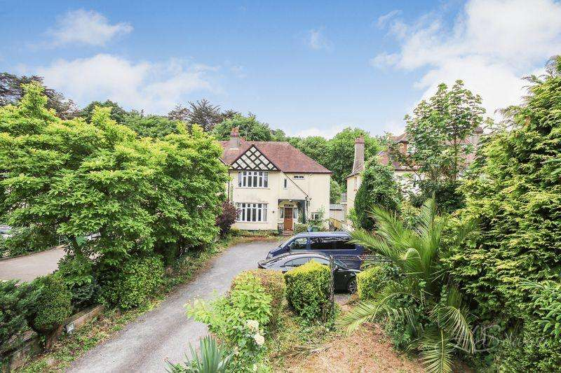 4 Bedrooms Semi Detached House for sale in Babbacombe Road, Torquay