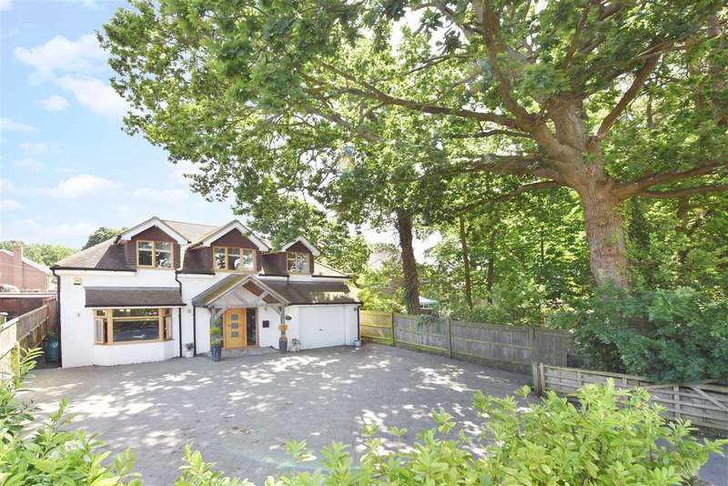 4 Bedrooms Bungalow for sale in RALEY ROAD, LOCKS HEATH