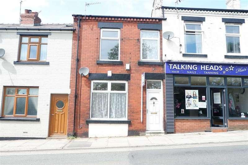 3 Bedrooms Terraced House for sale in Railway Road, Adlington