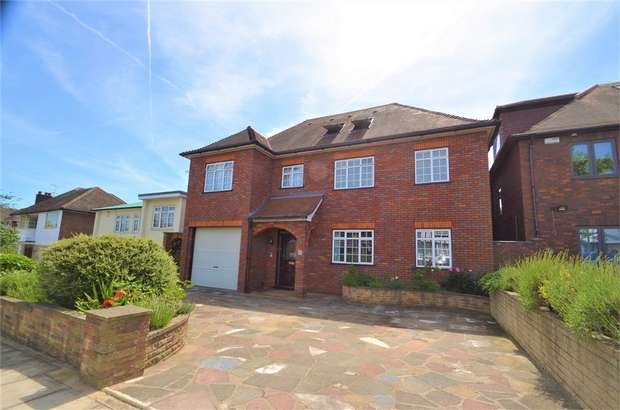 6 Bedrooms Detached House for sale in Penshurst Gardens, EDGWARE, HA8, Middlesex