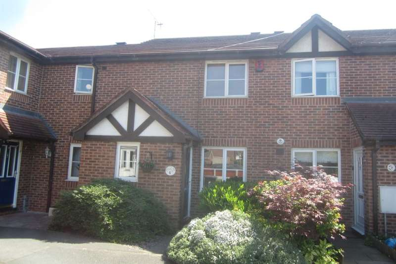 2 Bedrooms Property for sale in Tomkinson Close, Crewe, CW1
