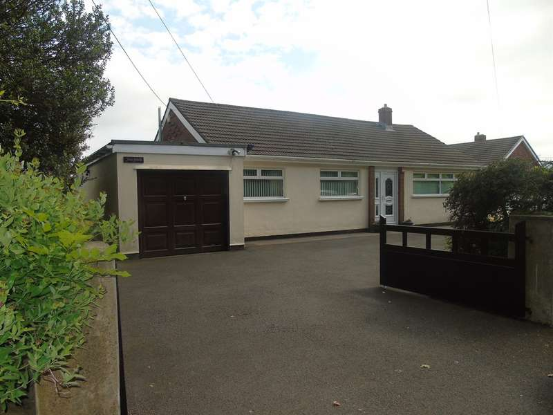 3 Bedrooms Detached Bungalow for sale in Penygarn Road, Penygarn, Pontypool