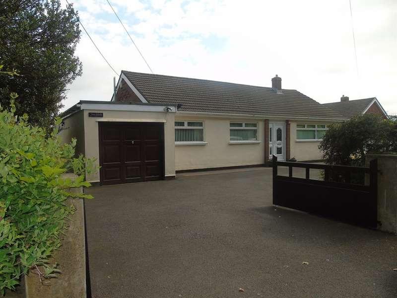 4 Bedrooms Detached Bungalow for sale in Penygarn Road, Penygarn, Pontypool