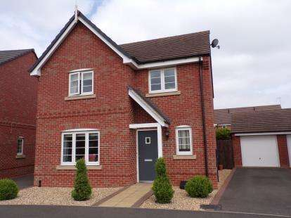 4 Bedrooms Detached House for sale in Old Farm Lane, Newbold Verdon, Leicester, Leicestershire