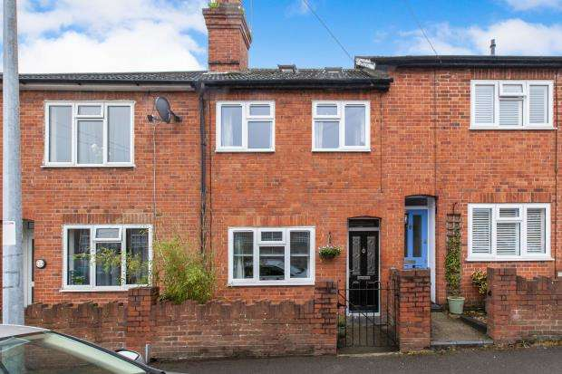 3 Bedrooms Terraced House for sale in Maidenhead, Berkshire, United Kingdom