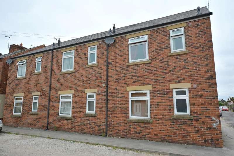 1 Bedroom Apartment Flat for sale in Denham Court, Denham Street, Clay Cross, S45 9GY