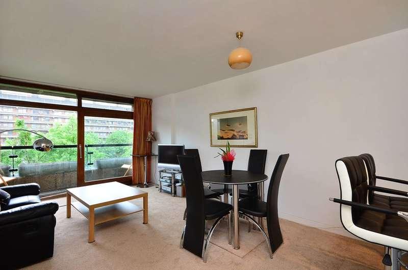 2 Bedrooms Flat for sale in Defoe House, Barbican, EC2Y